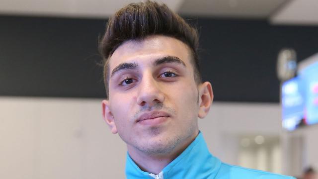 Milli atlet İlyas Çanakçı Ukraynada birinci oldu