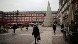 İspanya'da son 24 saatte 108 kişi hayatını kaybetti