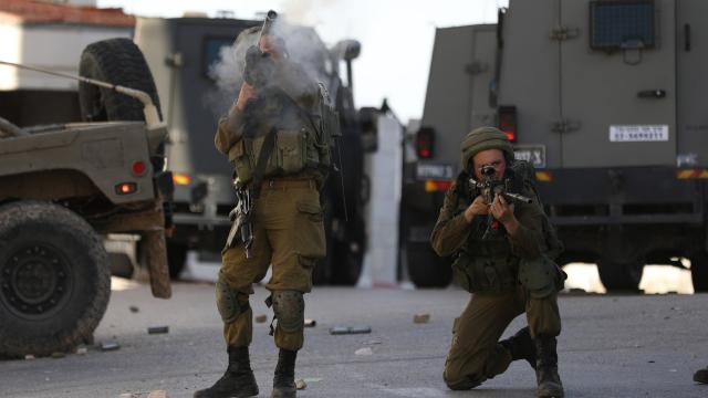 İsrail askerlerinin vurduğu Filistinli yaşlı kadın vefat etti