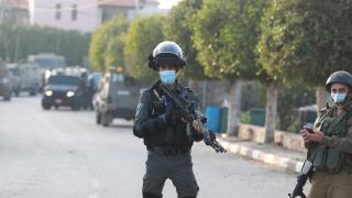 İsrail polisi Doğu Kudüs'te 105 Filistinliyi yaraladı