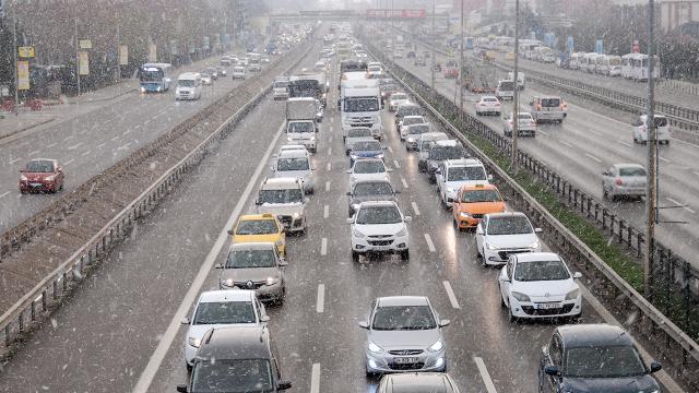 İstanbulda kar yağışı sürecek mi?
