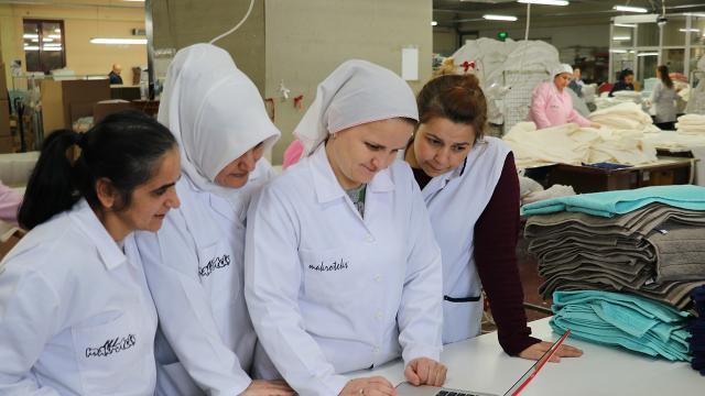 Kadınlara Yarım Çalışma Ödeneği desteği: 84,1 milyon lira ödendi