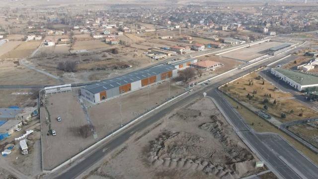 Kayseri Etnospor ve Okçuluk Merkezi açılış için gün sayıyor