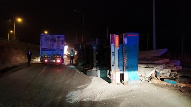 Sakaryada trafik kazası: 1 yaralı