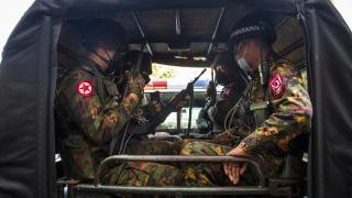 BM'den Myanmar açıklaması: Demokrasiye dönüş kapısı kapanıyor