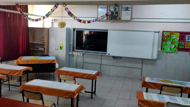 Kırşehirde köy okulu öğretmenleri öğrencileri şiirle karşılayacak