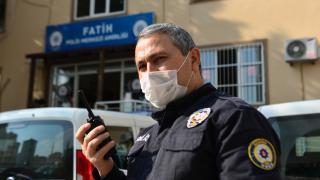 Polis memuru, lösemi hastasının umudu oldu