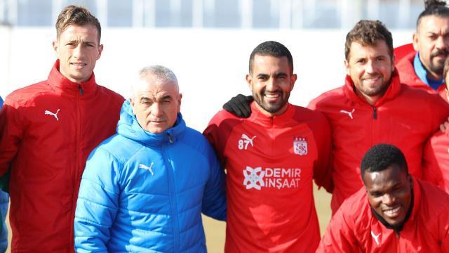 Sivassporda Marcelo Goianonun sözleşmesi feshedildi