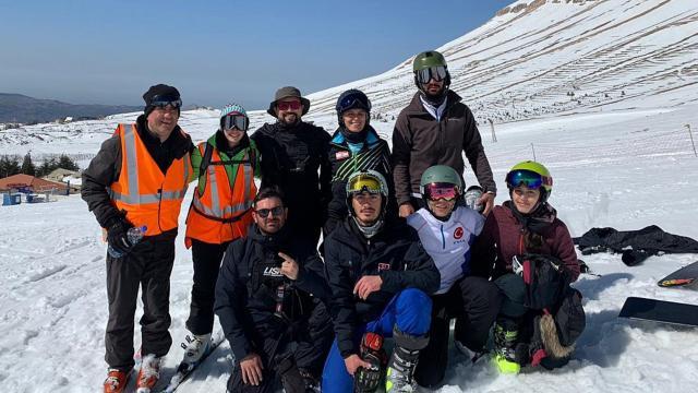 Milli snowboardculardan 10 madalya