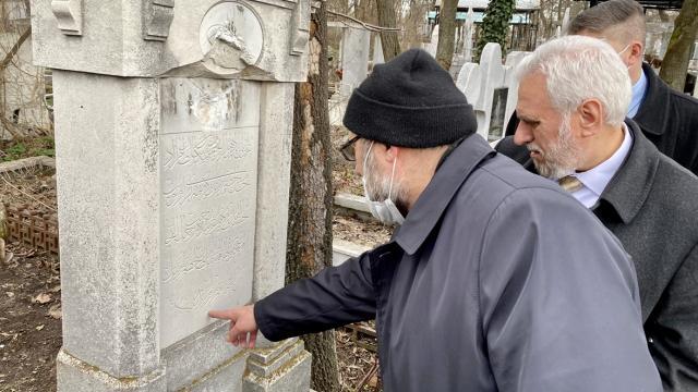 Sofyadaki Türk Mezarlığı restore edilecek