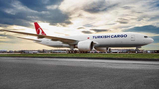 Turkish Cargo dünyada ilk üçe girdi