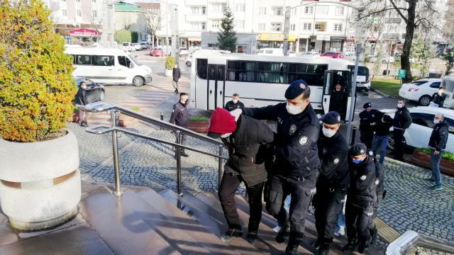 Bursada uyuşturucu operasyonunda 11 kişi gözaltına alındı