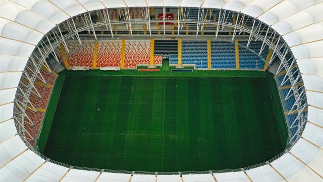 Yeni Adana Stadının açılışı ertelendi