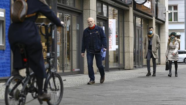 Almanyada vaka sayısı 2 milyon 735 bine yaklaştı
