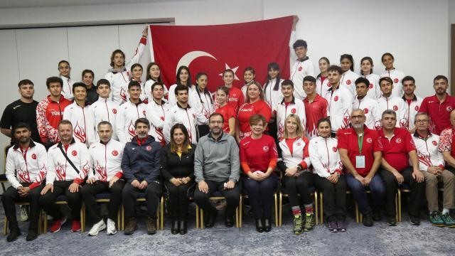 Atletizm Milli Takımından uluslararası şampiyonada 15 madalya