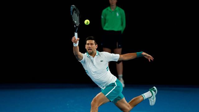Djokovic, Zverev ve Halep çeyrek finalde