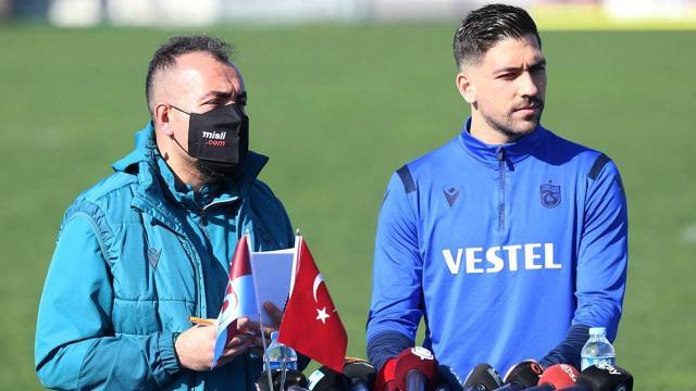 Trabzonspordan Bakasetasa sorulan soruya tepki