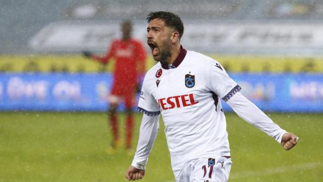 Bakasetas atıyor Trabzonspor kazanıyor