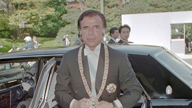 Eski Arjantin Devlet Başkanı Carlos Menem hayatını kaybetti