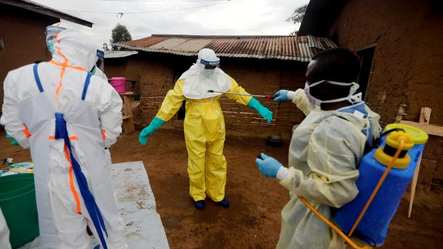Ginede Ebola ölümleri ve vakaları artıyor