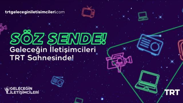 """TRT'nin """"Geleceğin İletişimcileri Yarışması 2021""""  başvuruları başladı"""