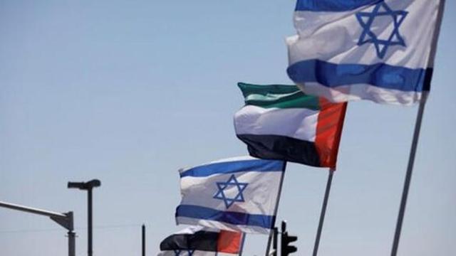 Birleşik Arap Emirlikleri heyeti, büyükelçilik açılış hazırlıkları için İsrailde