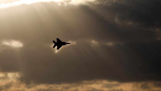 İsrail, ülkenin kuzey sınırında hava tatbikatı başlattı