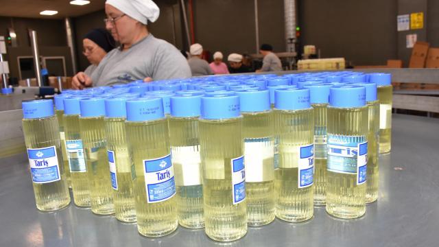 Tariş kolonya ihracatını 1 yılda yüzde 100 artırdı