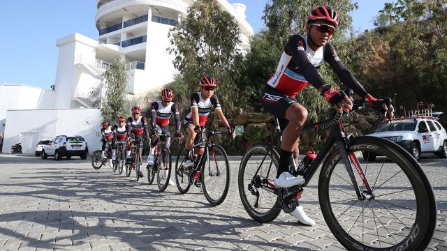 Malezyalı bisiklet takımı ilk kez Türkiyede pedal çevirecek