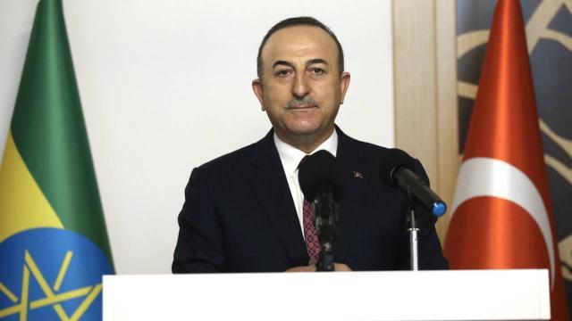 Bakan Çavuşoğlundan PKKnın katliamına sessiz kalan ülkelere tepki