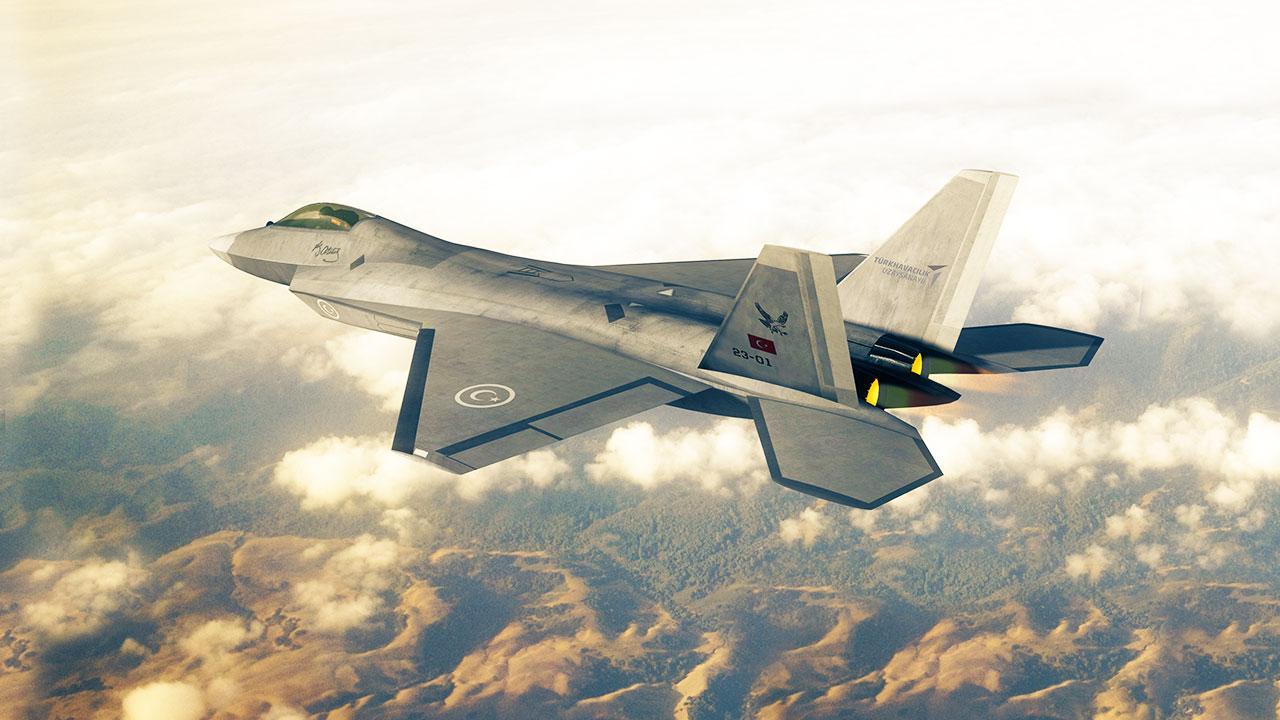 Milli Muharip Uçak 18 Mart 2025'te uçacak