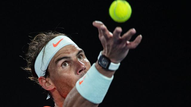 Avustralya Açıkta Nadal ve Medvedev çeyrek finalde