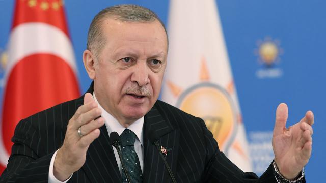 Cumhurbaşkanı Erdoğandan Pençe Kartal-2 mesajı