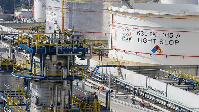 STAR Rafineri üretim hedeflerini aştı