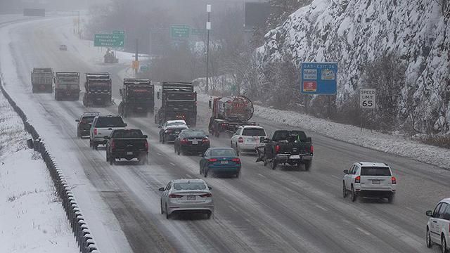 ABDde kış şartları hayatı olumsuz etkiliyor: 11 ölü