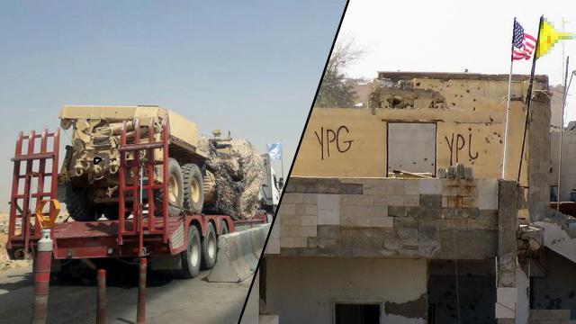 Batı ülkeleri PKKyı desteklemekten vazgeçmiyor