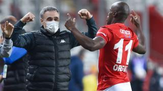 Antalyaspor seriyi 11 maça çıkardı