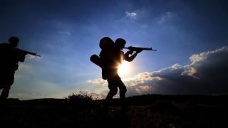 Tel Rıfat bölgesinde 7 terörist etkisiz hale getirildi