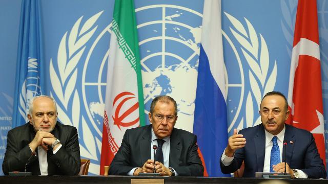 Astana garantörleri 15. kez toplanacak