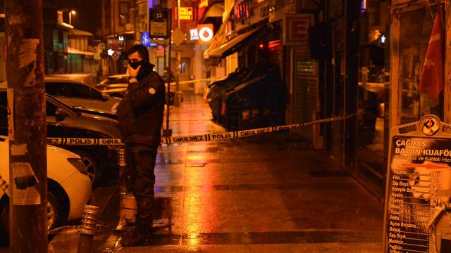 Beykozda silahlı saldırı: 1 ölü, 1 yaralı