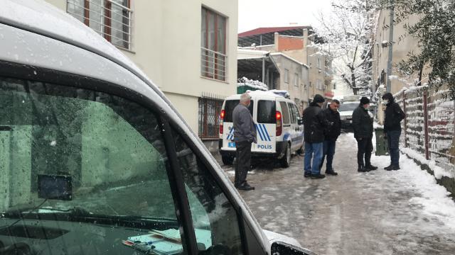 Bursada tabancayla vurulan kişi ağır yaralandı