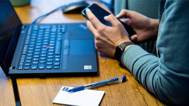 Almanyada elektronik cihazları azaltma projesi