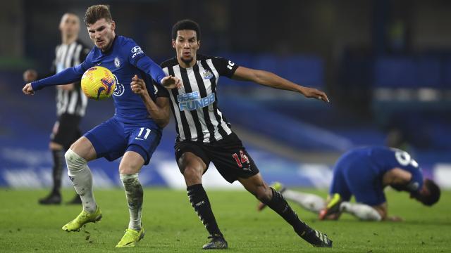Chelsea, Newcastle Unitedı 2 golle mağlup etti