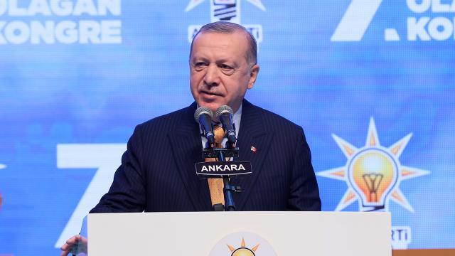 Cumhurbaşkanı Erdoğan: Tedbirlerle ilgili aldığımız kararları açıklayacağım