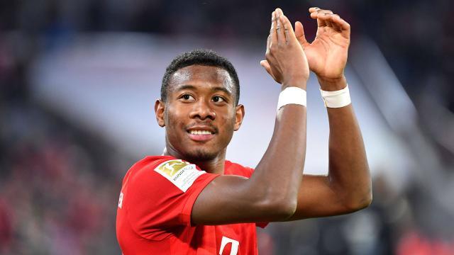David Alaba Bayern Münihten ayrılacak