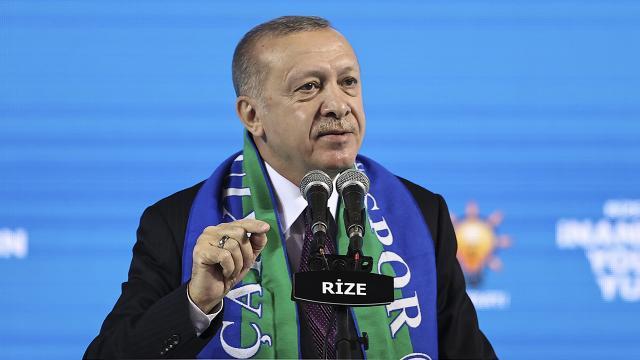 Cumhurbaşkanı Erdoğan: Teröristler için hiçbir yer artık güvenli değildir