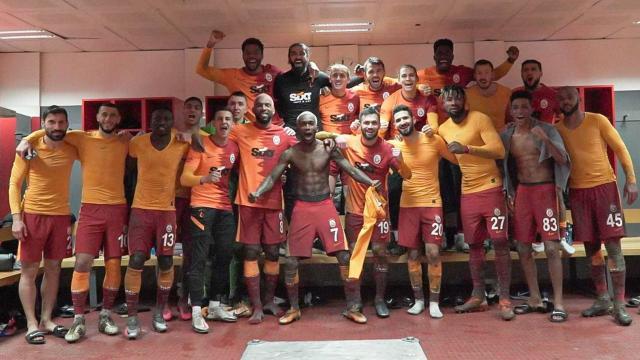 Galatasarayda gençlik aşısı tuttu