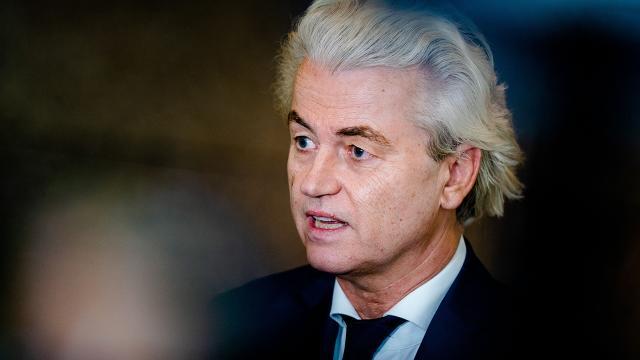 Geert Wilderse tepki yağdı