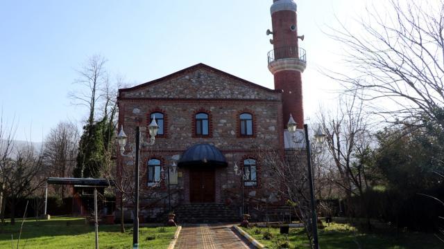 Sultan 2. Abdülhamid Hanın yaptırdığı cami hala ayakta