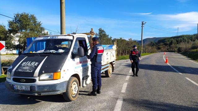 Muğlada Covid-19 tedbirlerine uymayan 140 kişiye ceza uygulandı